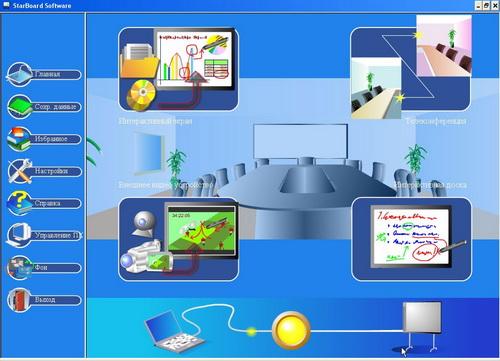 интерактивной доски